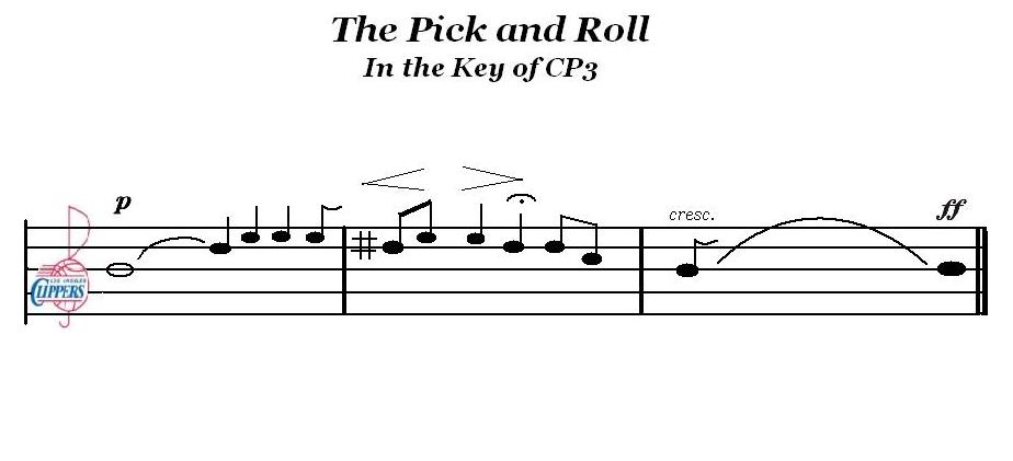 The Pick and Roll