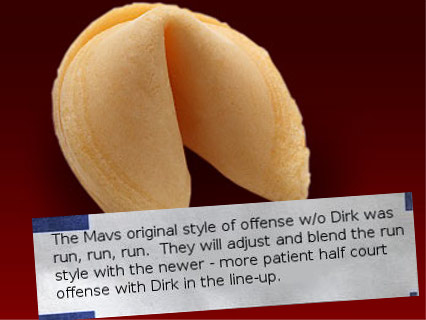 Fortune Cookie Offense